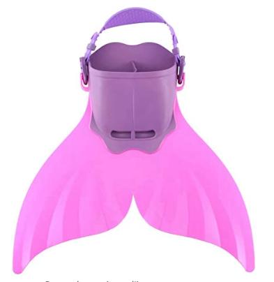 monopalme poche pour queue de sirene dioche