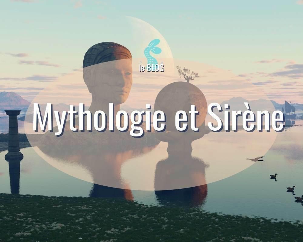 mythologie de la sirene