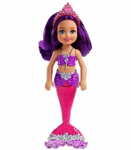 chelsea petite soeur barbie sirene