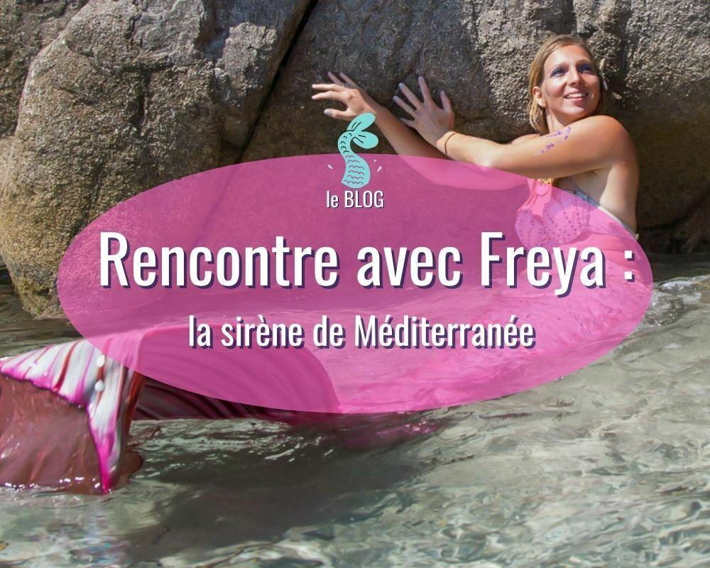 intervie sirene professionnelle Freya