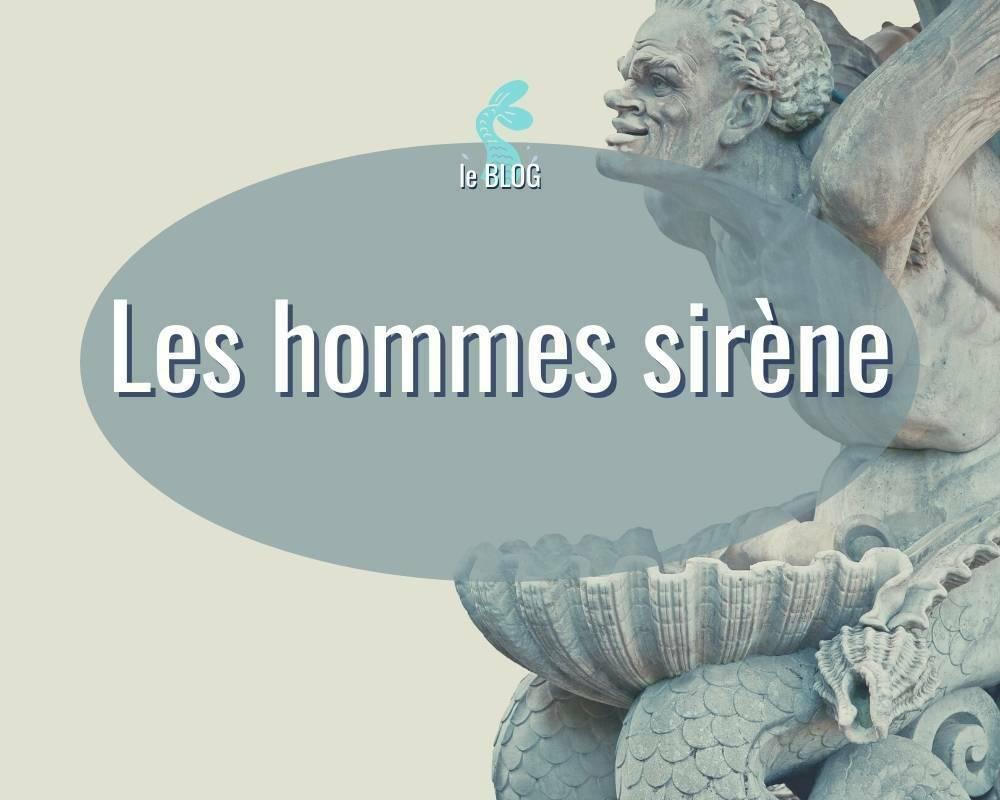 les hommes sirènes