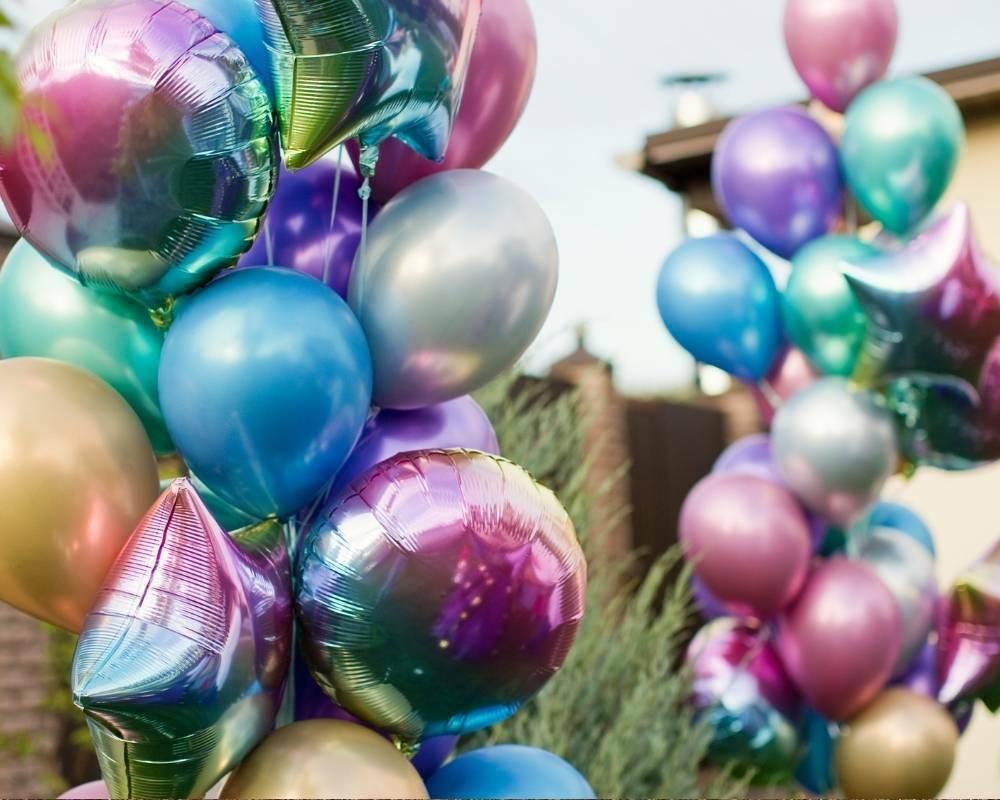 décoration anniversaire sirene