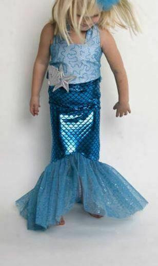 creation-deguisement-sirene-facile-enfant