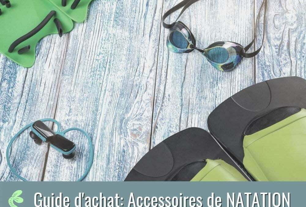 Les accessoires de piscine pour nager