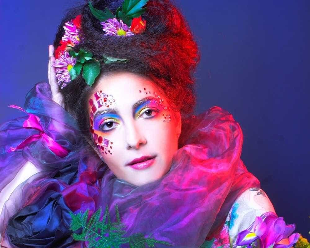 maquillage-sirene-colore