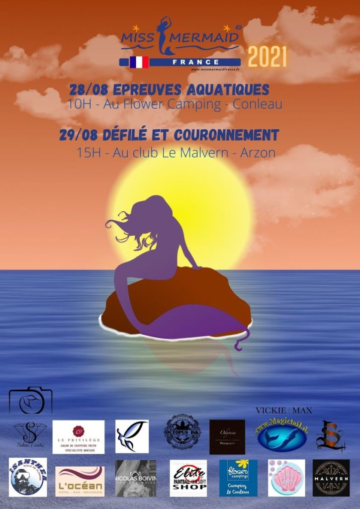 concours miss mermaid france