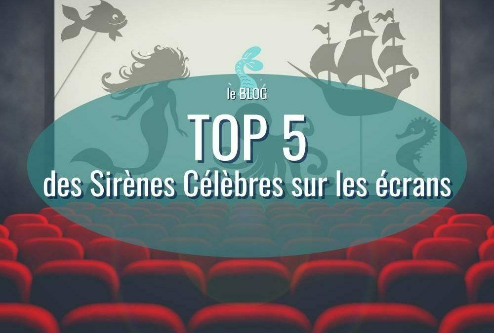 Le top 5 des sirènes célèbres sur les écrans